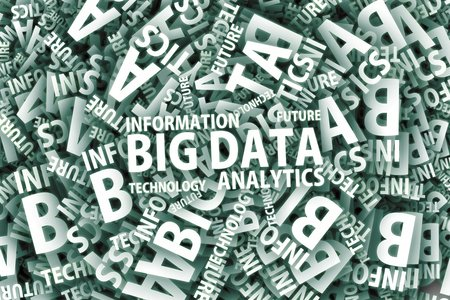 Big Data. Bild: pixabay, CCO
